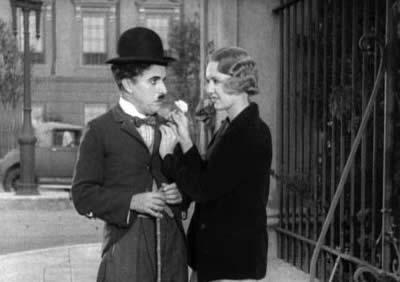 «Огни большого города» Чарли Чаплина