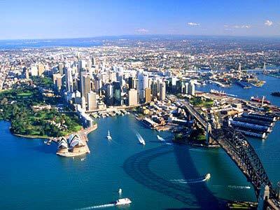Австралия удивительный материк со