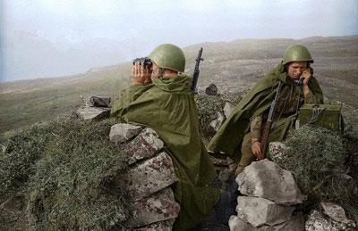 Наша армия стала называться советской