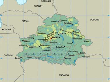 Страна Белоруссия